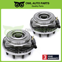 515083 X2 Front Wheel Bearing & Assembly 2005-2008 2009 2010 F-450 F-550 4WD DRW