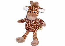 Target Corporation Brown Giraffe Plush Plastic Eyes Stuffed Animal Toy