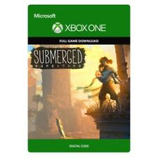 SUBMERGED * XBOX ONE DIGITAL GAME DOWNLOAD * FAST SAME DAY DELIVERY!