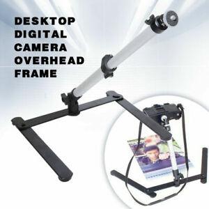 Tischkopier Stand Reprostativ Halterung Stativ Halter für Kamera DSLR Fotografie