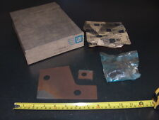 1960s 1970s Chevy Genuine GM NOS Reinforcement Plate PGV 10009700 Recall
