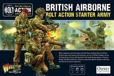 Ejército Británico Aerotransportado de Arranque Perno de acción