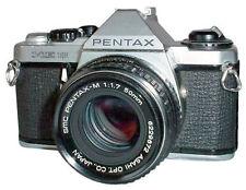 Pentax Asahi ME 35mm SLR Film Camera  Kit