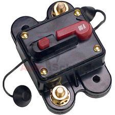 80 A Automatische Sicherung Automat Automatik Schalter Auto KFZ LKW Boot 12/24V
