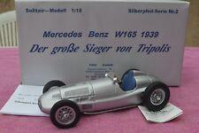 Cmc - M-018 - Véhicule Miniature - Modèles À L'échelle - Mercedes-benz W 165 ...