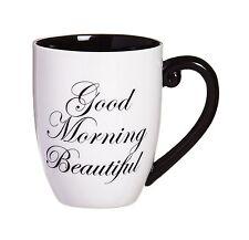 Good Morning Beautiful Elegant Coffee Mug Free Shipping