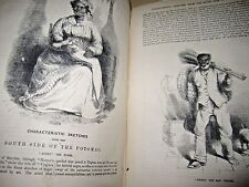 Mrs Stephens New Monthly MAGAZINE July-Dec 1856 Illustrated DIME Novels AUTHOR