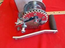 Dutton-Lainson Dlb800A Grainger 6W045 800 Lb Hand Winch With Brake