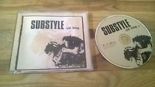 CD PUNK Substyle-still living (1) canzone PROMO MOTORE Music SC