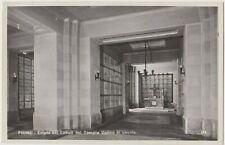 FIUME: Cripta dei Caduti del Tempio Votivo di Cosala