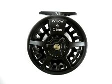 Fly Fishing Reel #7/8 - Willow and Cane - Usa
