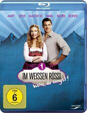 IM WEISSEN RÖSSL: Wehe, du singst! (Diana Amft, Tobias Licht) Blu-ray Disc NEU