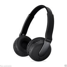 Sony Radio Casque D'écouteurs Musique Écouteur Noir Écouteurs Dratlos Bluetooth