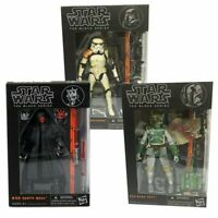 17cm Star Wars Figure The Black Series Action Figures Toy