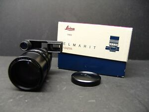 Leitz Leica ELMARIT 1:2.8 / 135 mm Objektiv 11829  Leica
