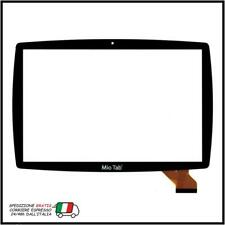 "VETRO TOUCH SCREEN LISCIANI MIO TAB 10"" TUTOR 2019 SPECIAL EDITION 71982"
