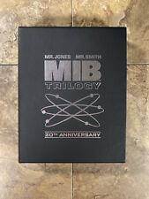 Men In Black Trilogy (4K Blu-ray + Blu-ray Combo Pack)