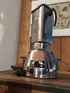 Vintage VITAMIX Model 517 Mark 20A Stainless Retro Blender