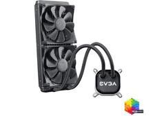 EVGA CLC 280 Liquid / Water CPU Cooler, 400-HY-CL28-V1, 280mm Radiator, RGB LED
