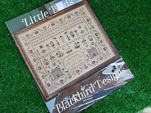 Little Birds - Cross Stitch Pattern Booklet by Blackbird Designs
