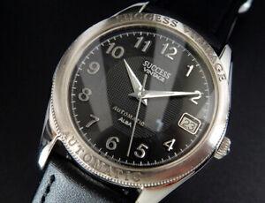 Rare Seiko Alba Success Vintage 1993 Skeleton Back Automatic Mens Watch Y621 uhr