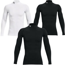 Under Armour Mens Cold Gear Compression Shirts Tops Slim Fit Long Sleeve Shirts