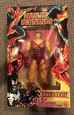 "Marvel Universe 10"" Daredevil Toybiz Both Figures"