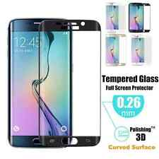 Full Cover 3D Tempered Glass Screen protector for Samsung Galaxy S8 6 7 plus