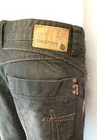 16) Marken TIMEZONE TZ Jeans Herren HAROLD Regular Gr. 31 / 36 Neu  89,95€