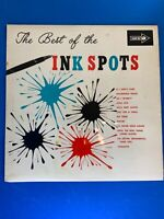 """The Best Of The Ink Spots 12"""" Vinyl Album"""