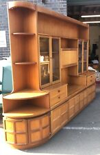 Nathan sideboard dresser set Art Moderne