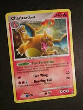 PL Pokemon (Holo) CHARIZARD Card ARCEUS (Platinum) Set 1/99 Rare PLAYED AP