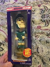 University Bobbleheads Collection Spartans Gemmy(2002) Classic Bobblehead Design