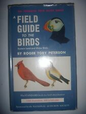 Ornithologie Oiseaux: Field Guide to the Birds: Estern Land & Water Birds, 1967