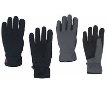 Spyder Men Core Conduct Gloves Lightweight Touchscreen  Black, Gray  S-XL