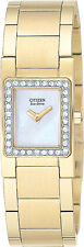 Citizen Ladies Watch Silhouette Eco Drive SY2032-59D