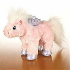 NWT Webkinz Full Size Retired PINK PEGASUS  w/ factory sealed code  FREE US SHIP