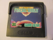 SEGA GAME PSYCHIC WORLD (cartridge only)
