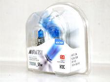 Nokya 7000k 55w Arctic White H3C Halogen Fog Light Bulbs