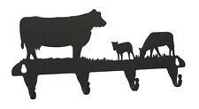 Cow Key Hook Holder Western Calf Cows Farm