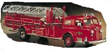 Franklin Mint 1954 American La France Ladder Fire Truck