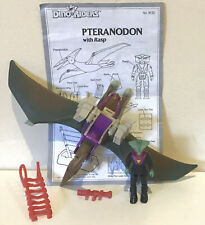 Dino Riders PTERANODON with RASP TYCO 1987