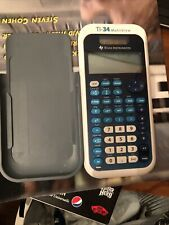 New ListingTi 34 Multiview Calculator Excellent Condition Cover And Instruction Card Includ