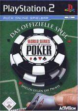 World Series of Poker PlayStation 2 Ps2