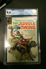Tono and Kono The Jungle Twins #5 CDN 20 Cents Price Variant CGC 9.6