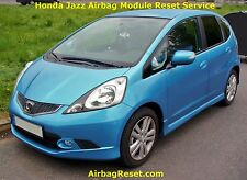 HONDA JAZZ AIRBAG MODULE RESET  | ECU CRASH DATA RESET