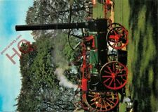 Picture Postcard, Traction Engine, Portable Engine