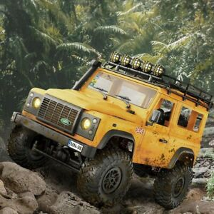 Defender Toy Car 4WD Climbing Yellow Haloween Special Toy Car Remote Control Toy