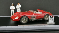 CMC1/18 Maserati 300S Dirty Hero+2 Figures+Motor+Trophy+Showcase LIMITED #M-172
