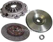 NEW FLYWHEEL AND COMPLETE CLUTCH KIT WITH BEARING FOR NISSAN PATHFINDER 2.5 DCI